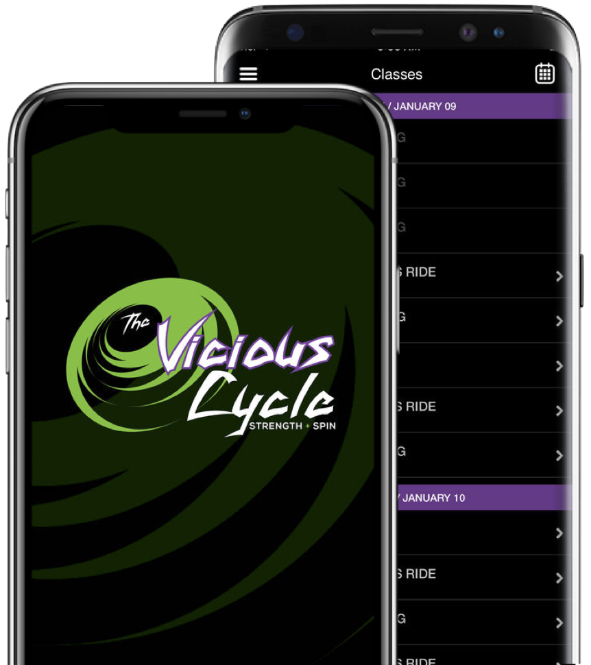 The Vicious Cycle Mobile App